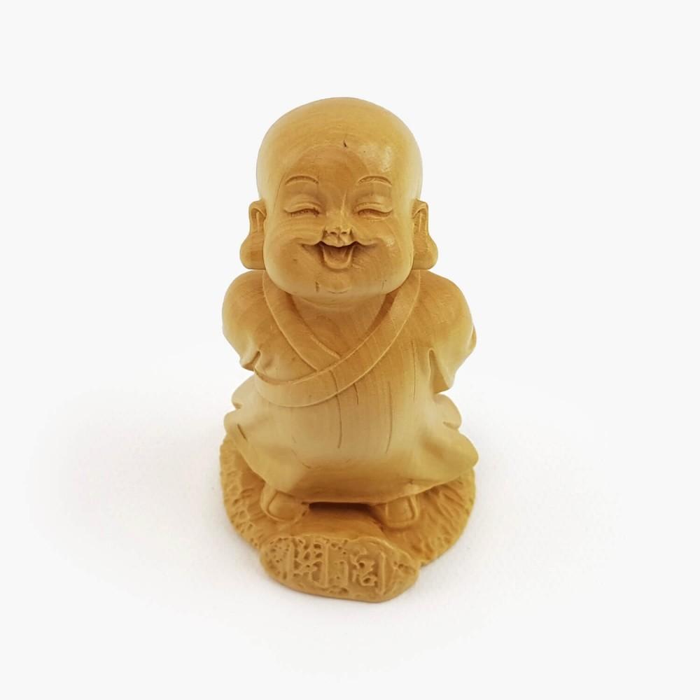 Escultura Monge 8cm - Foto 5