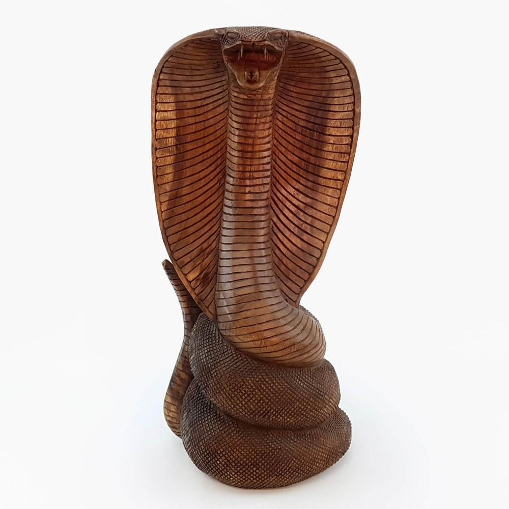 Escultura Naja - Foto 2