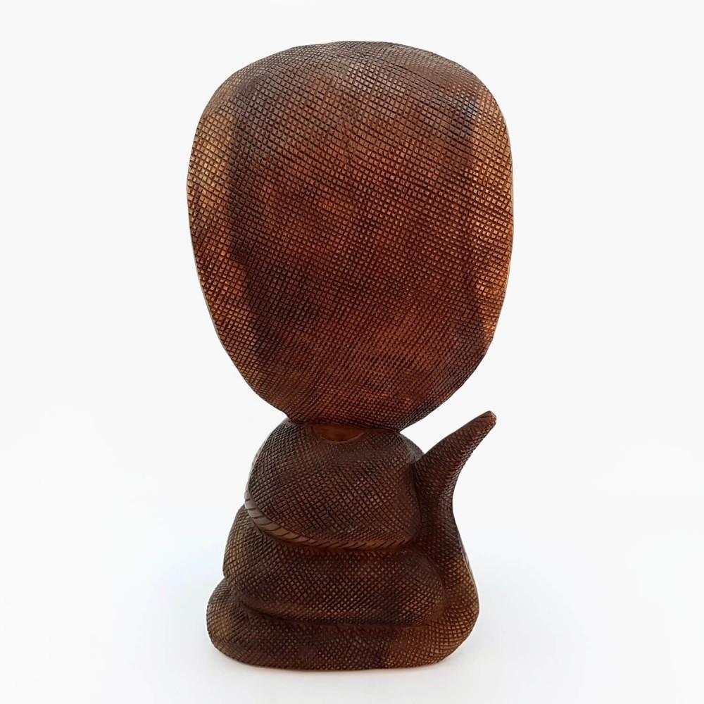 Escultura Naja - Foto 5