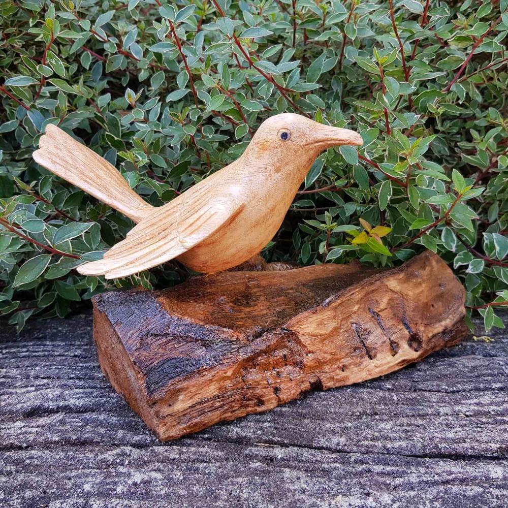 Escultura Pássaro 18x11 - Foto 1