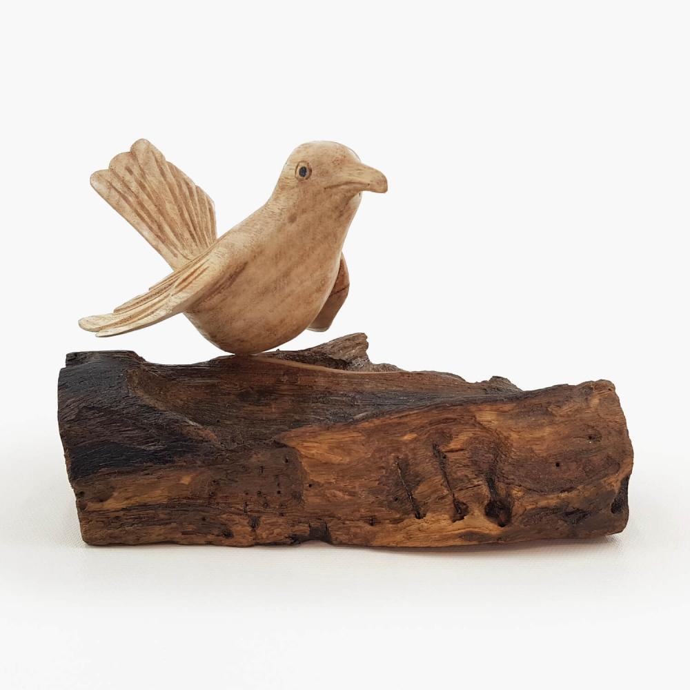 Escultura Pássaro 18x11 - Foto 3