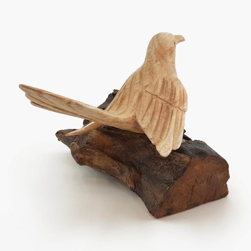 Escultura Pássaro 18x11 - Foto 4