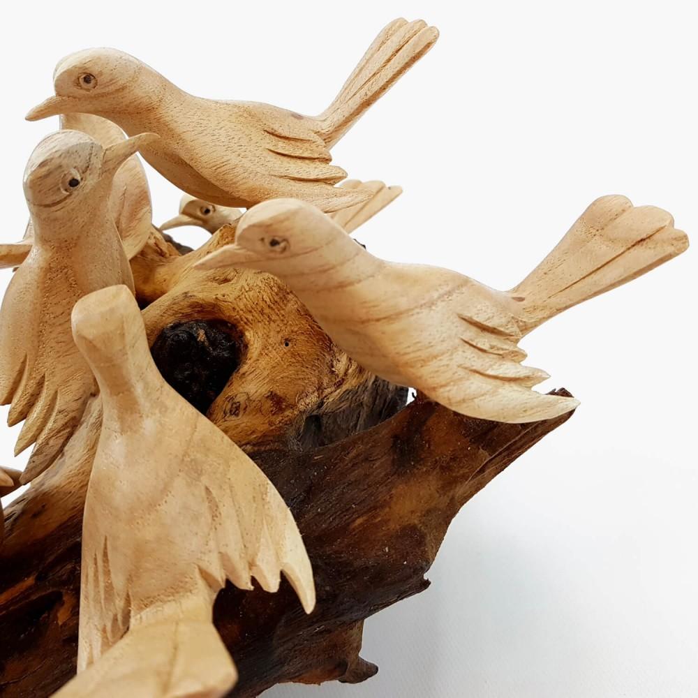 Escultura Pássaros  - Foto 4
