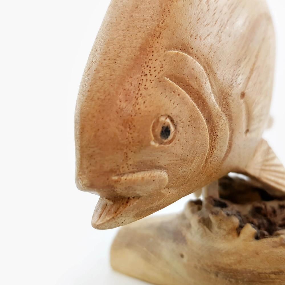 Escultura Peixe 17cm - Foto 3