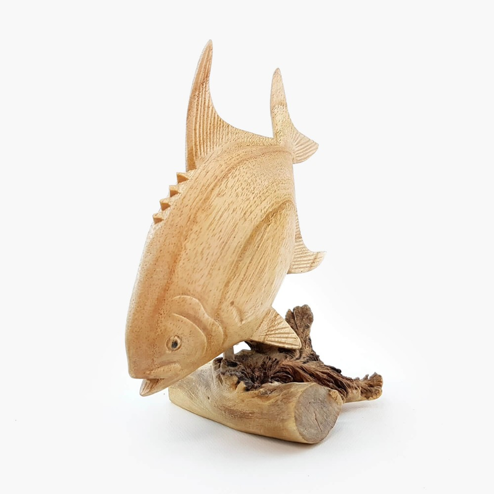 Escultura Peixe 17cm - Foto 4