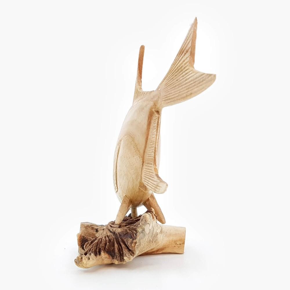 Escultura Peixe 17cm - Foto 5