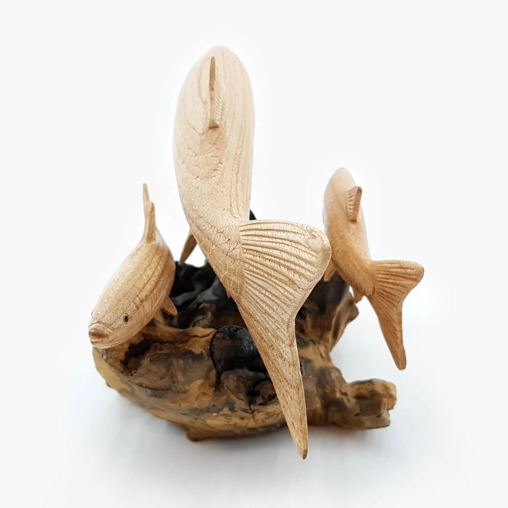 Escultura Peixe 18cm - Foto 5