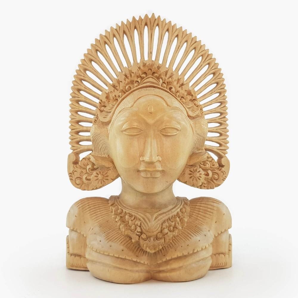 Escultura Sita 30cm - Foto 1