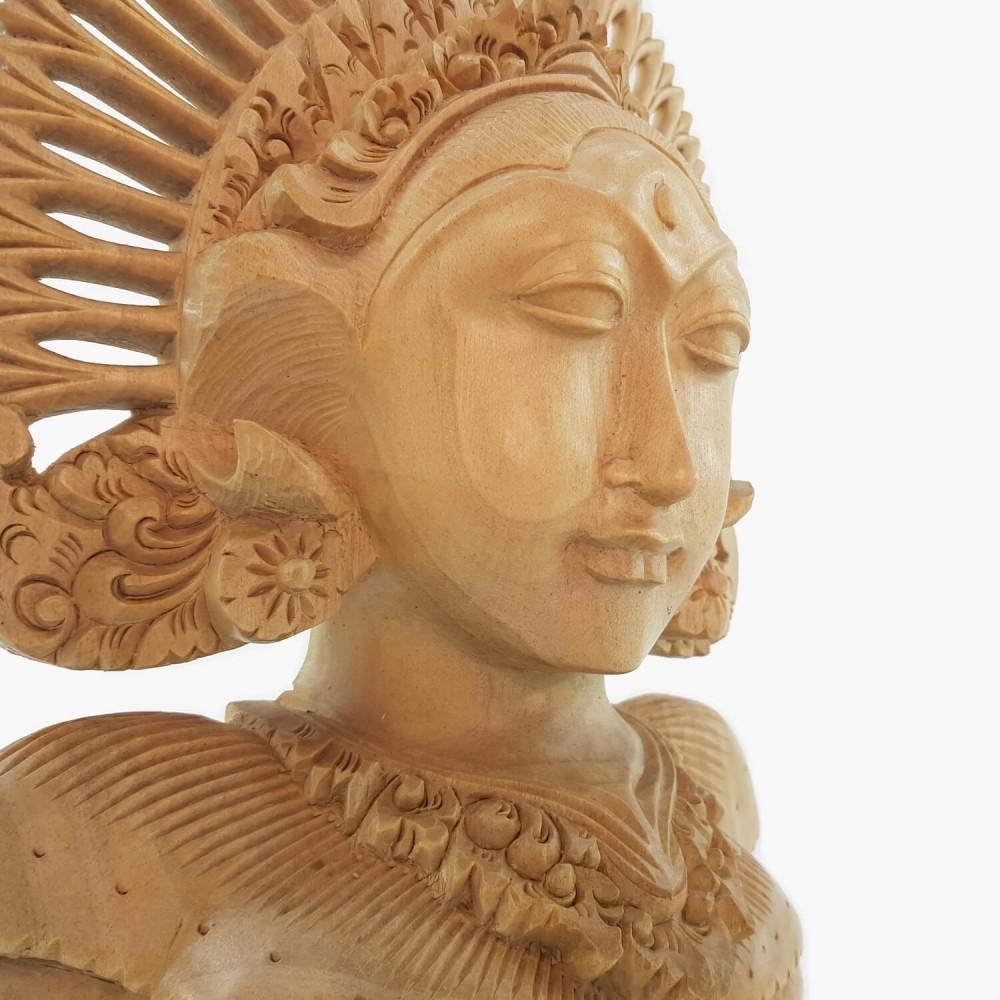 Escultura Sita 30cm - Foto 3