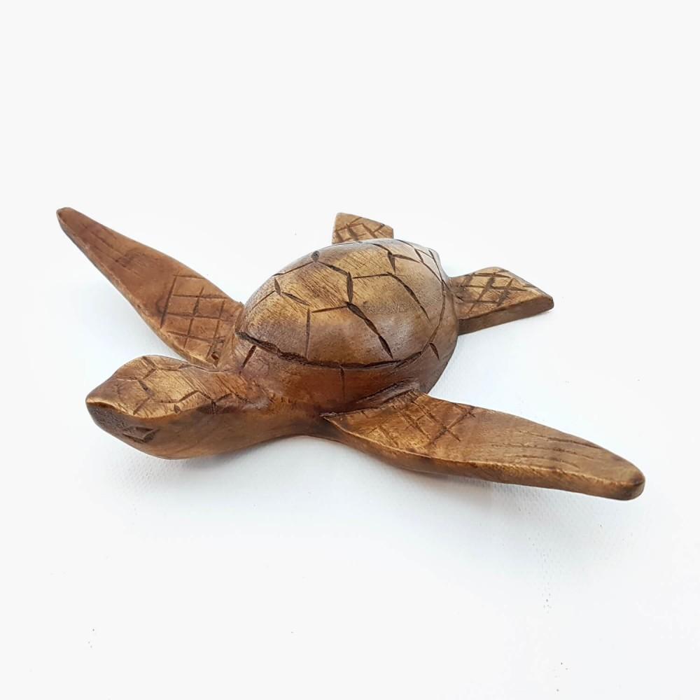 Escultura Tartaruga 12cm - Foto 2