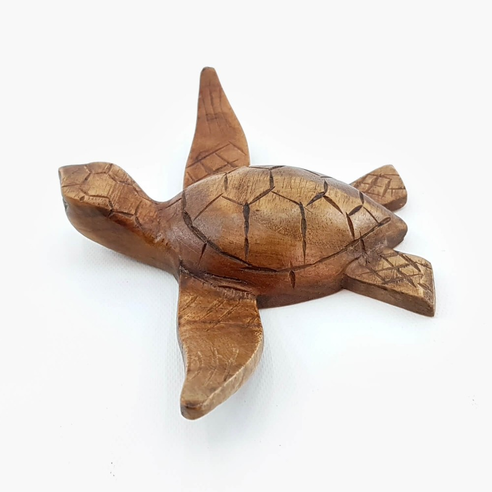 Escultura Tartaruga 12cm - Foto 3