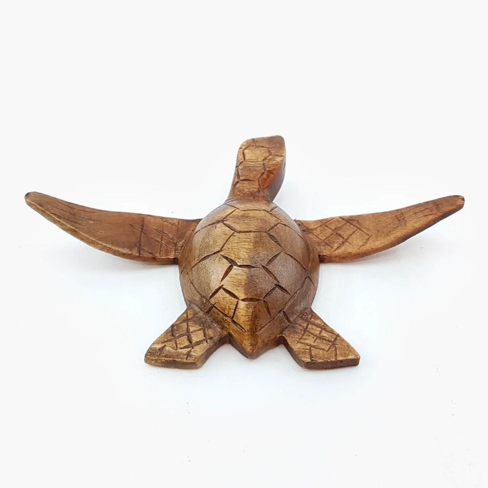 Escultura Tartaruga 12cm - Foto 4