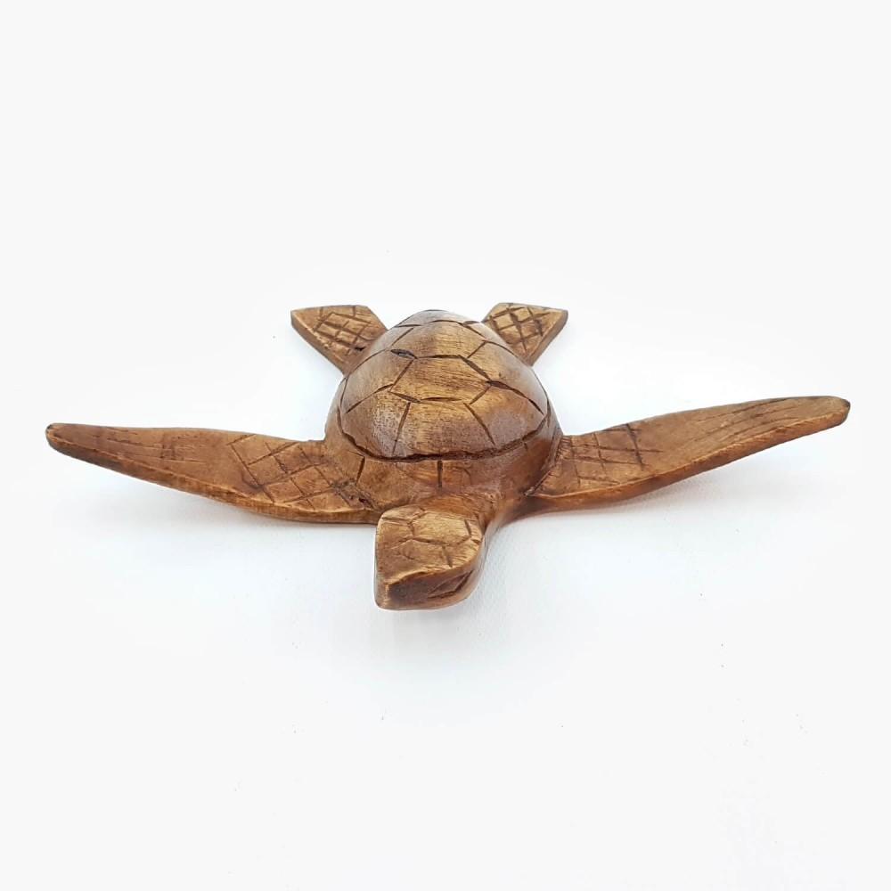 Escultura Tartaruga 12cm - Foto 5