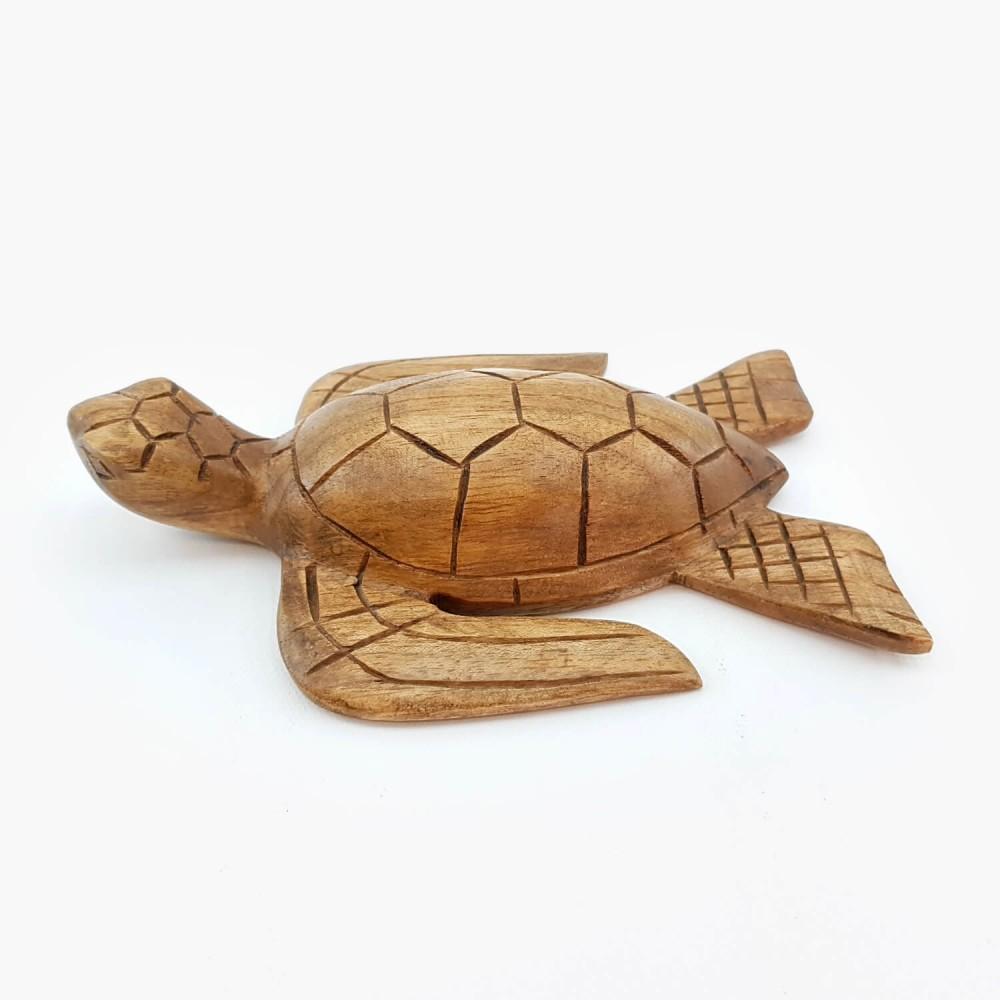 Escultura Tartaruga 20cm - Foto 4