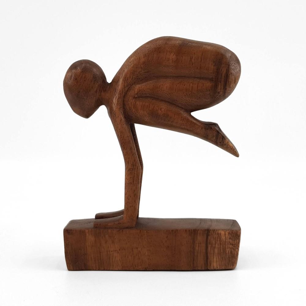 Escultura Yoga - Foto 1