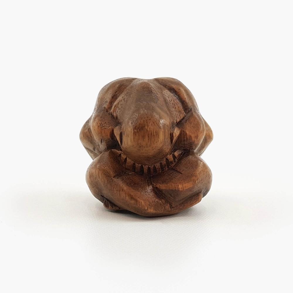Escultura Yogi - Foto 1