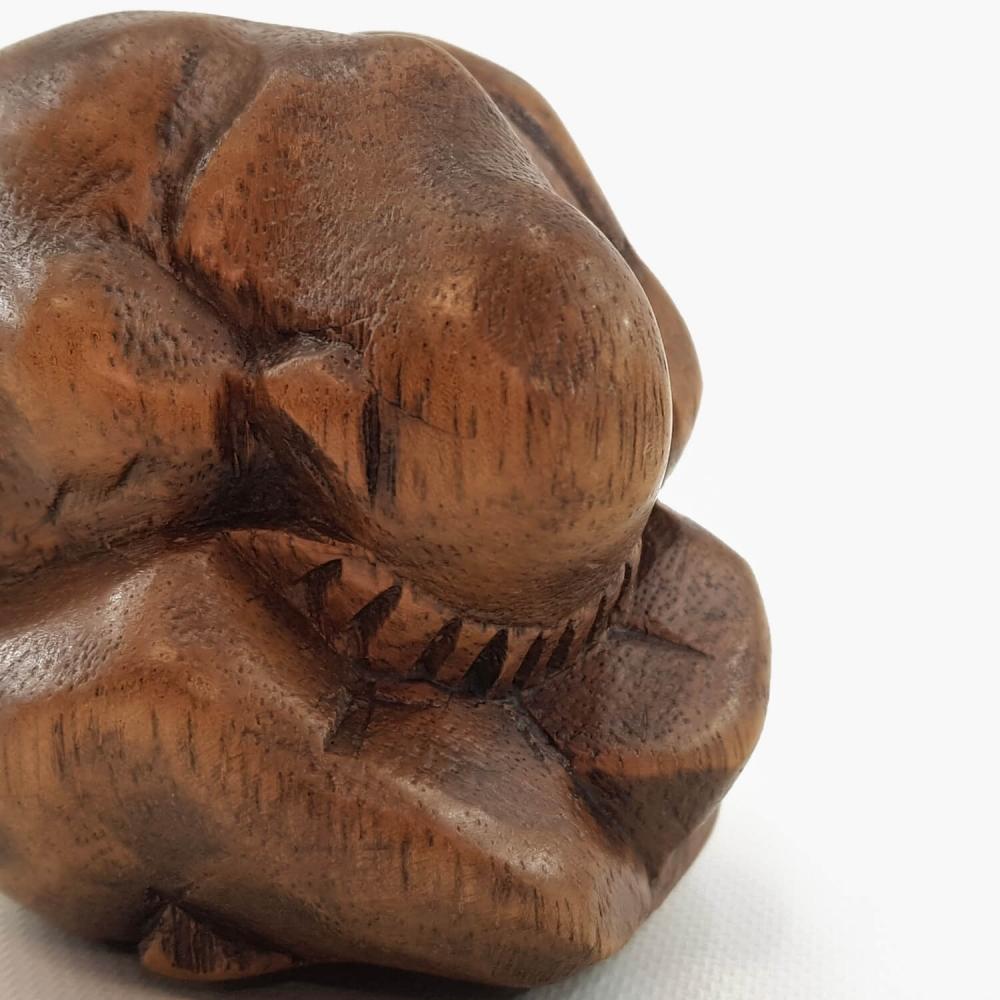 Escultura Yogi - Foto 2