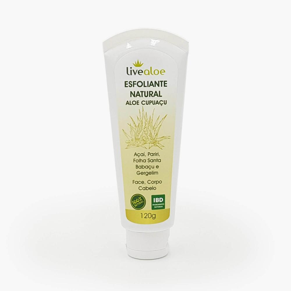 Esfoliante Natural Livealoe - Foto 1