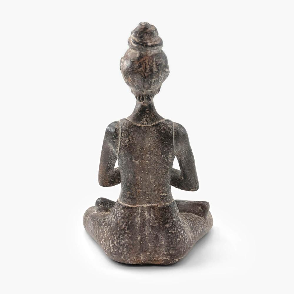 Estátua Yoga Provençal  - Foto 3