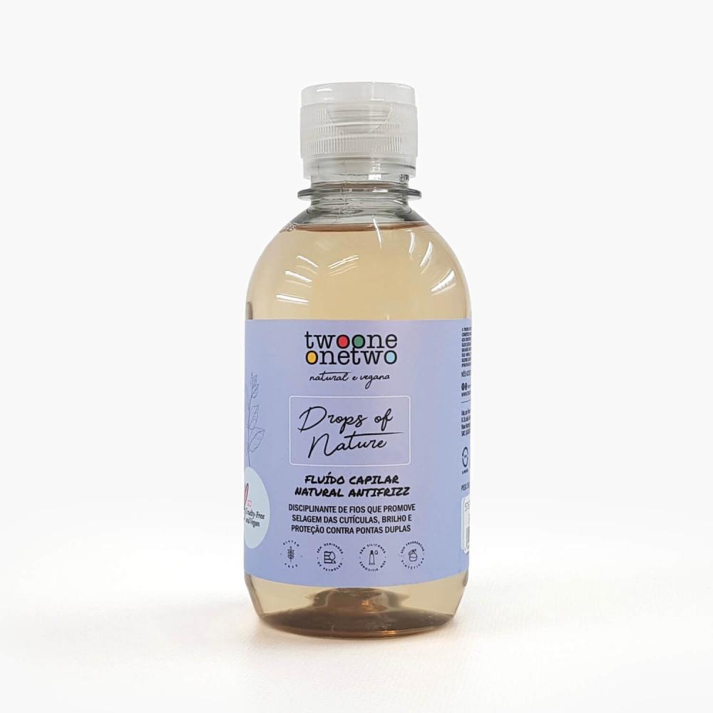 Fluído Capilar Natural Antifrizz - Foto 1