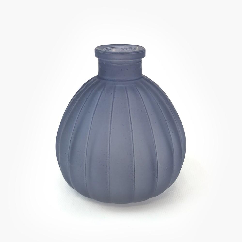 Frasco vidro colorido 10cm  - Foto 4