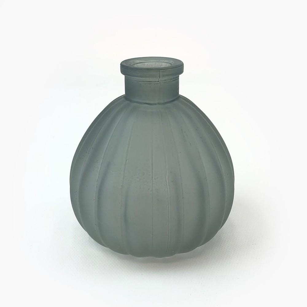 Frasco vidro colorido 10cm  - Foto 7