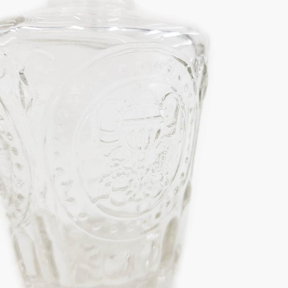 Frasco vidro transparente 10cm - Foto 3