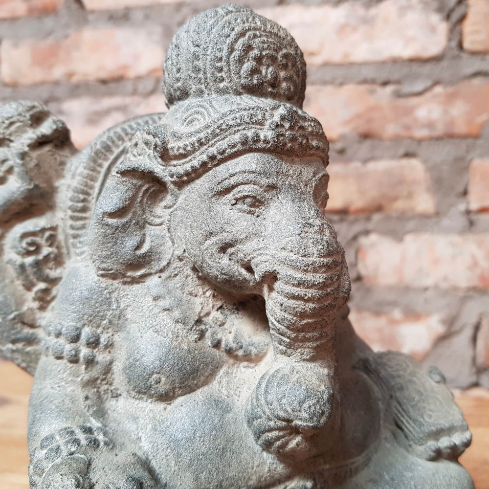 Ganesh 23cm  - Foto 4