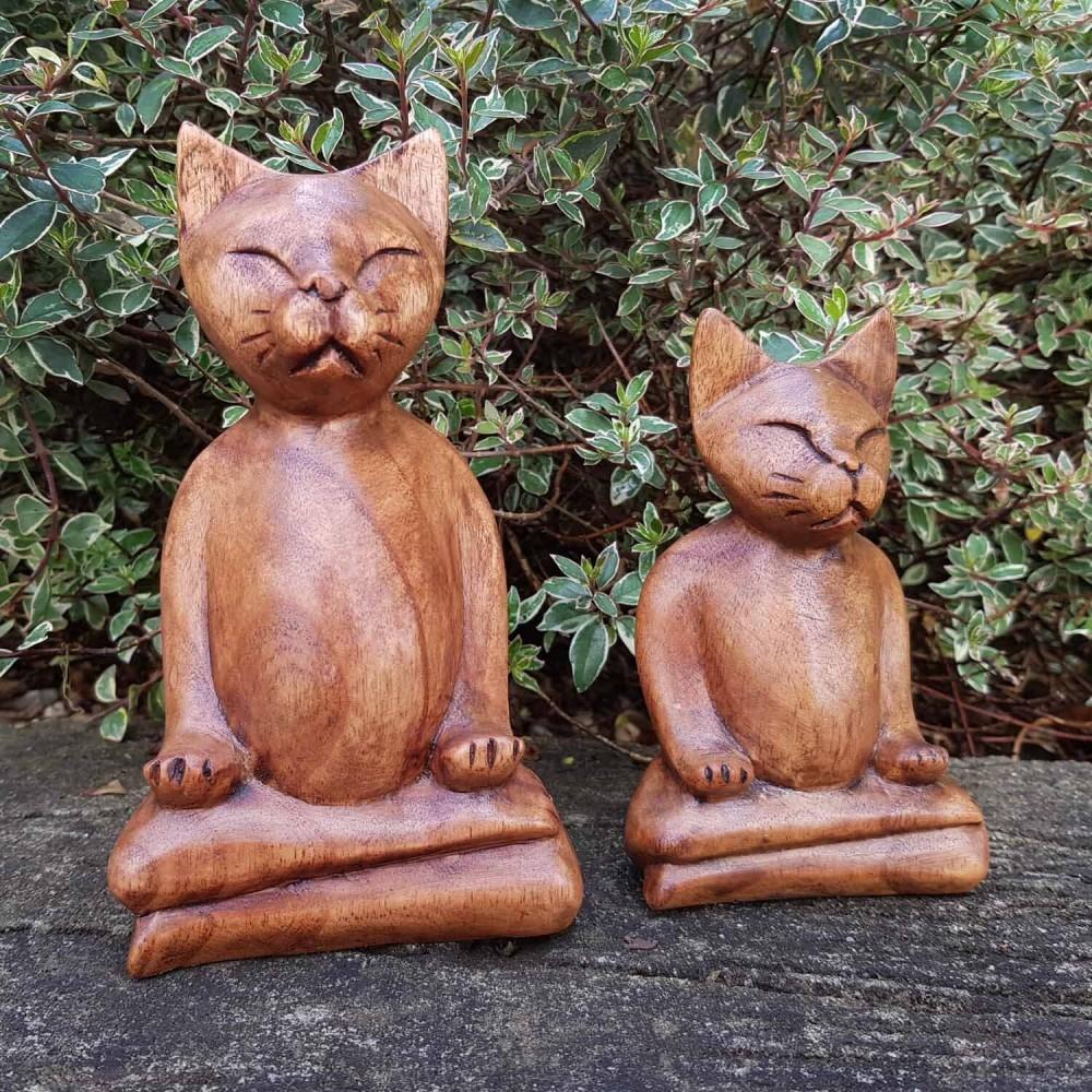 Escultura Gato - Foto 1
