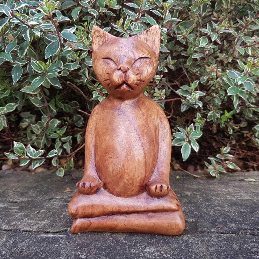 Escultura Gato - Foto 2