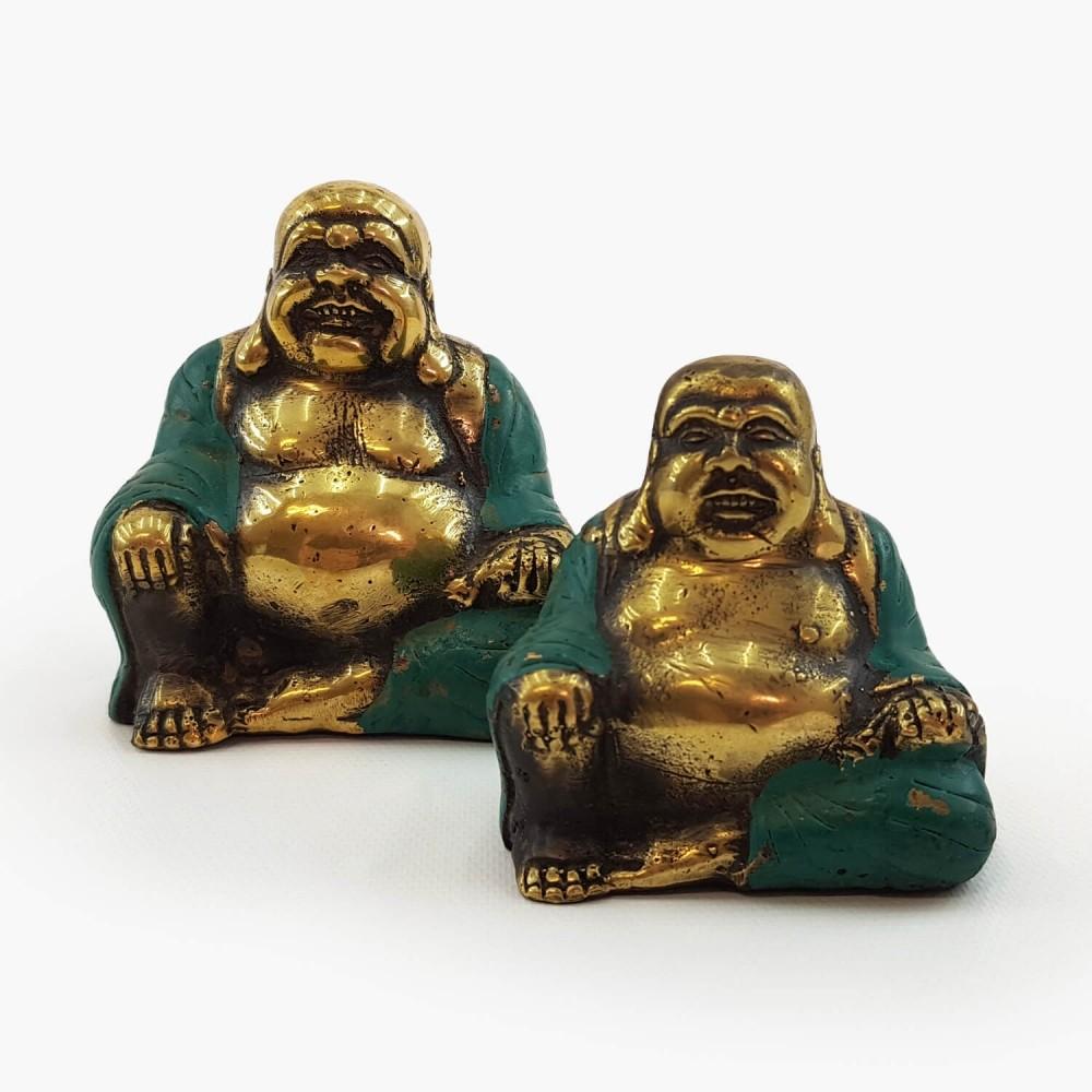 Happy Buda Turquesa - Foto 1