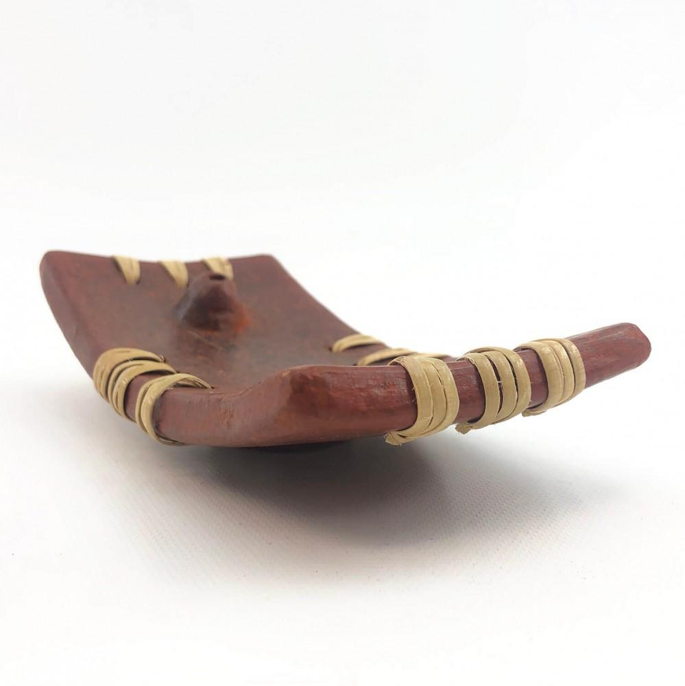 Incensário Cerâmica Lombok 15x8 - Foto 4