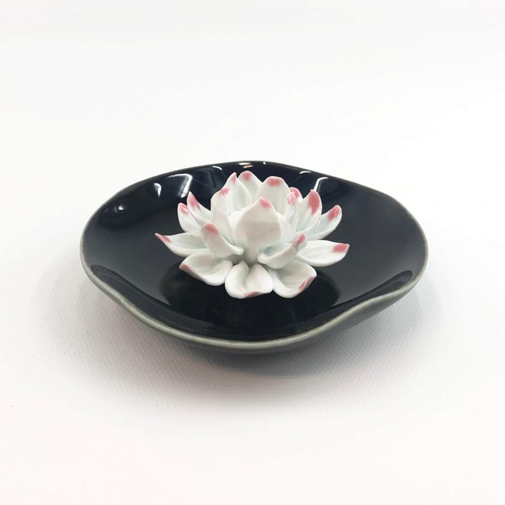 Incensário Flor de Lótus 10cm - Foto 3