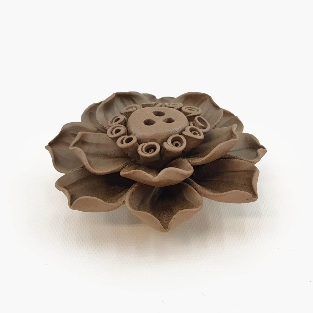Incensário Flor de Lótus  - Foto 1