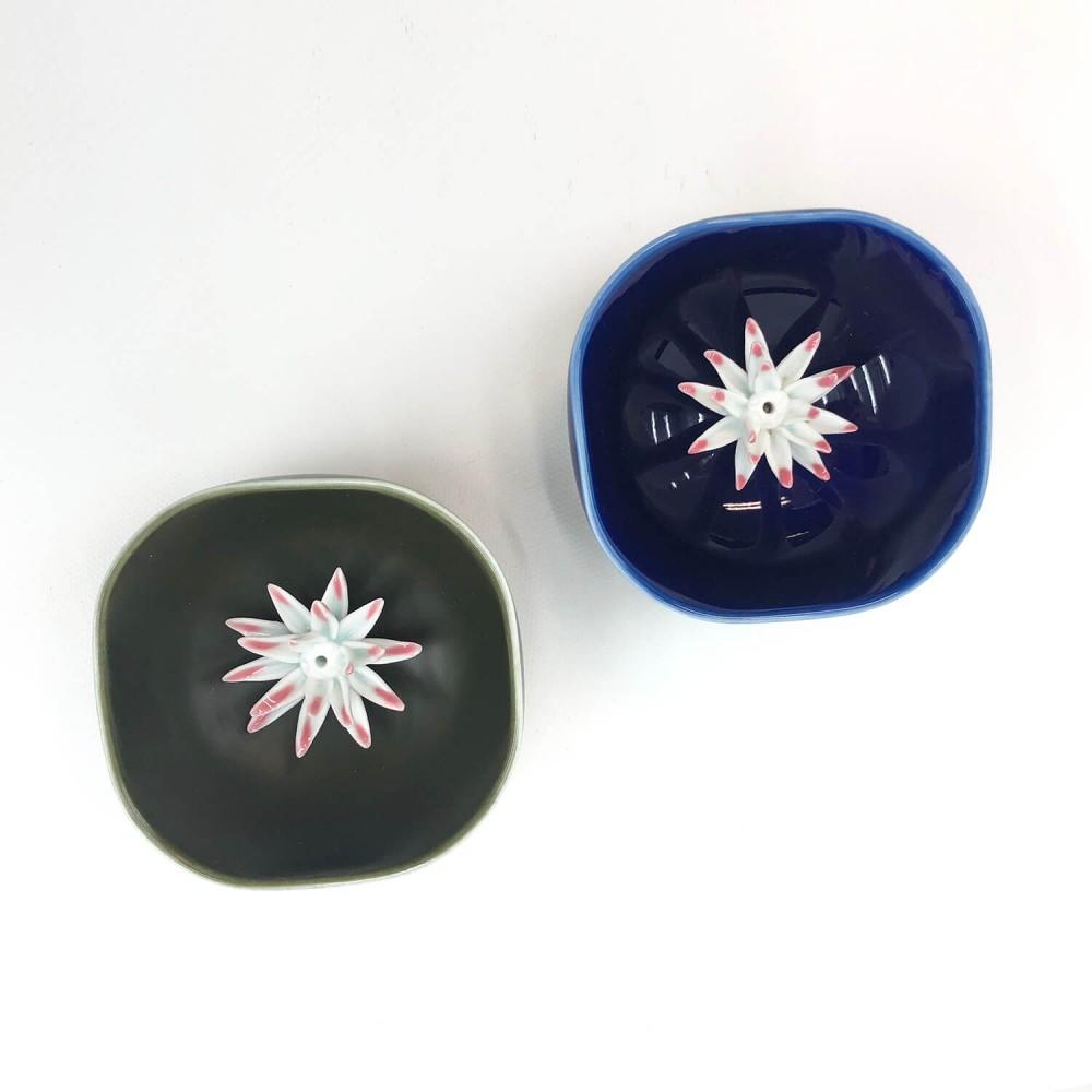 Incensário Flor de Lótus 9cm  - Foto 2