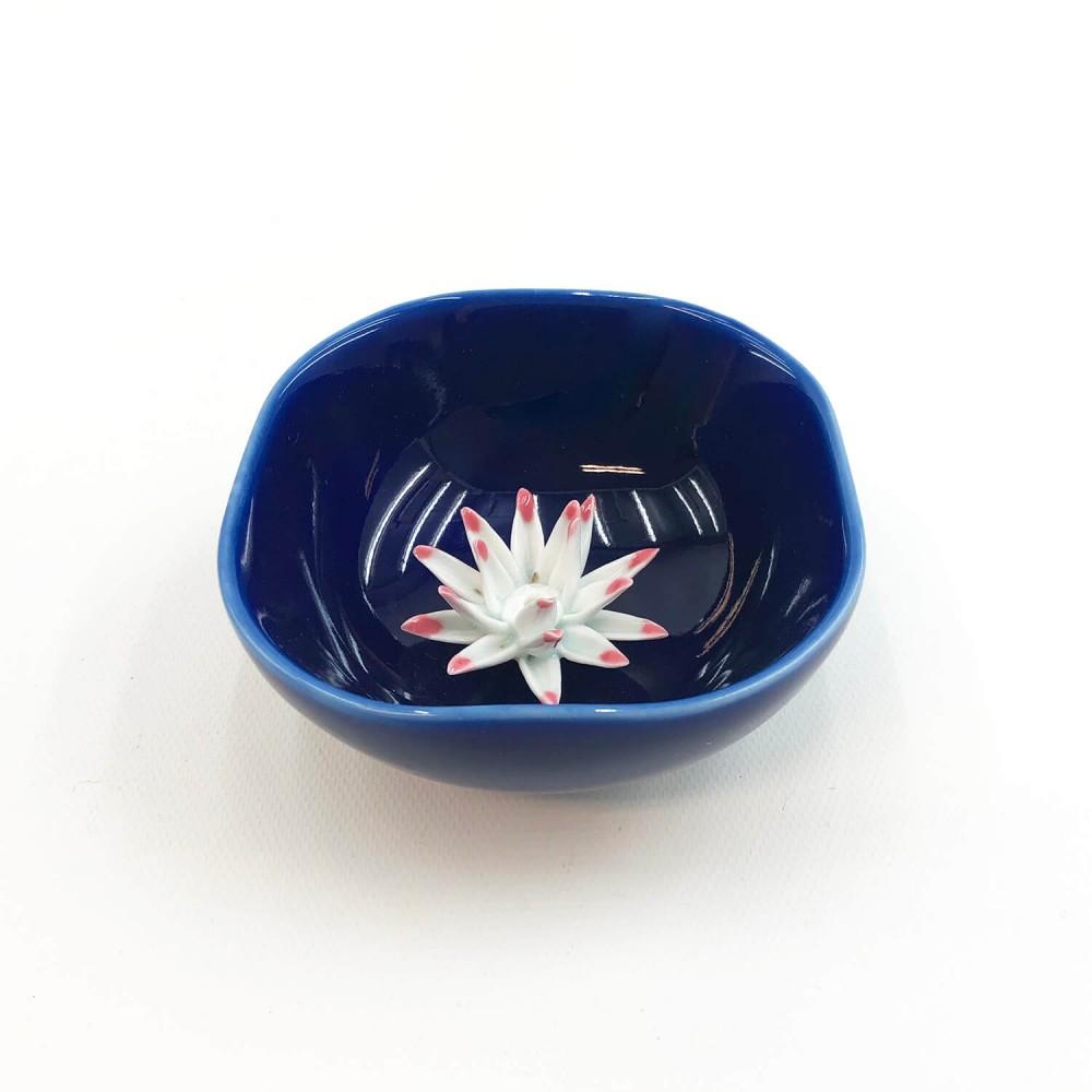 Incensário Flor de Lótus 9cm  - Foto 4