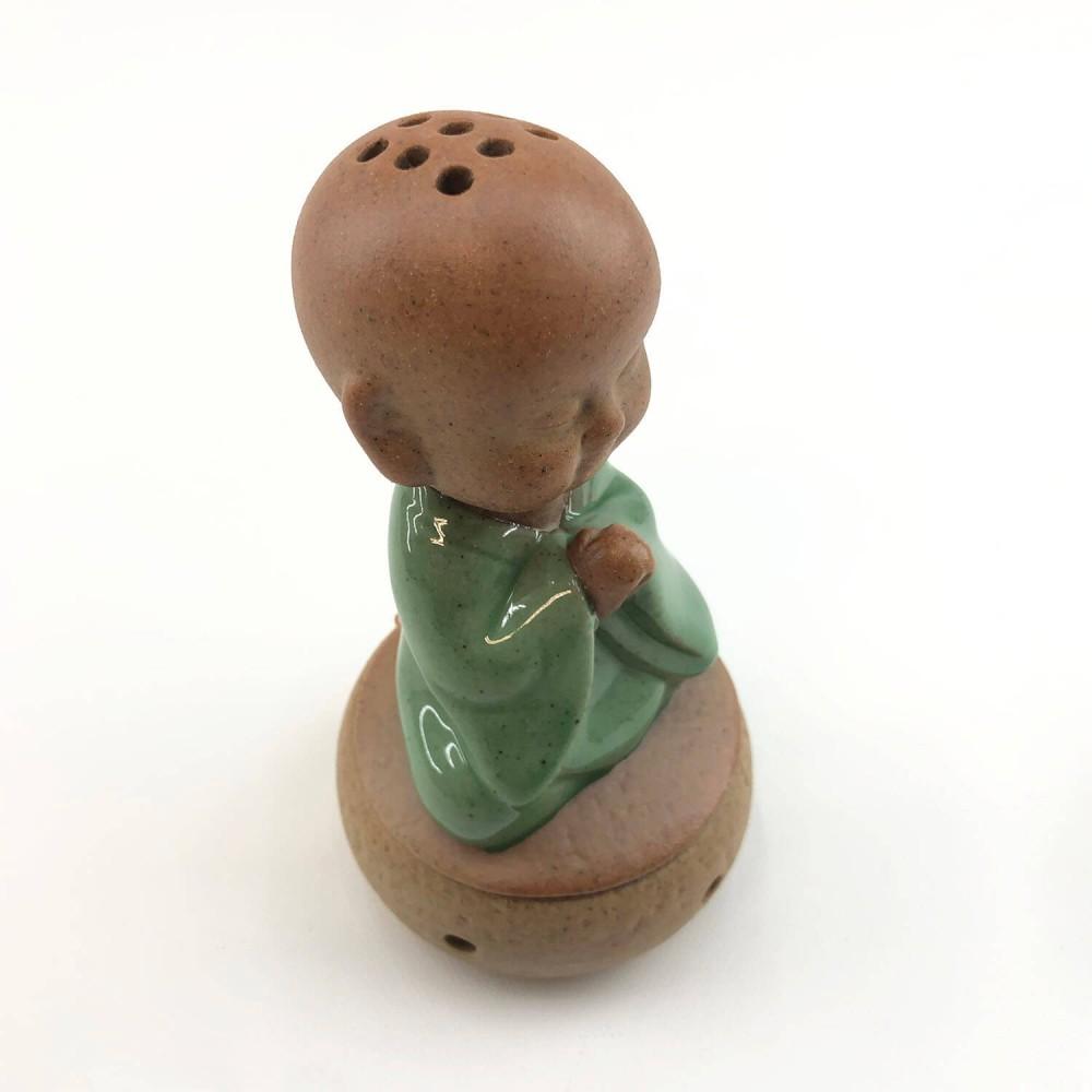 Incensário Monge Cerâmica  - Foto 2