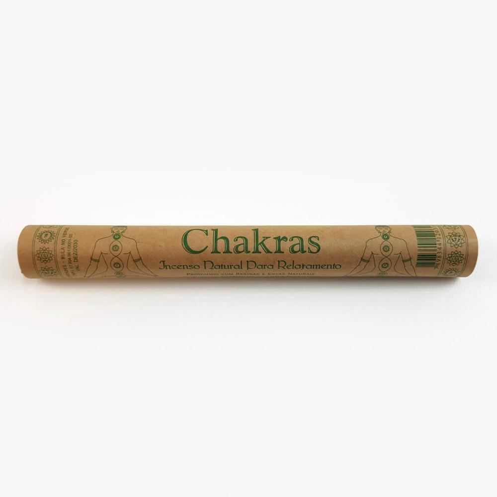 Incenso Chakras Relaxamento - Foto 1