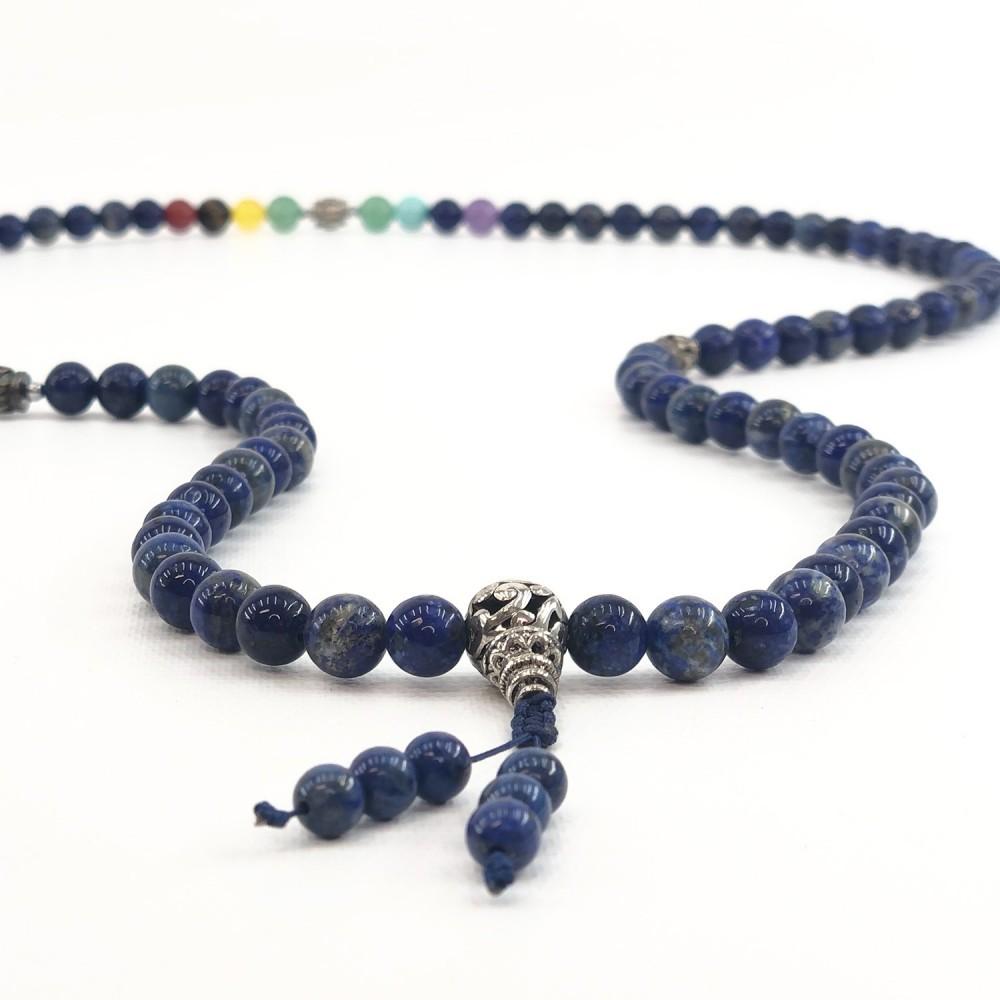 Japamala Chakras Lapis Lazuli  - Foto 2