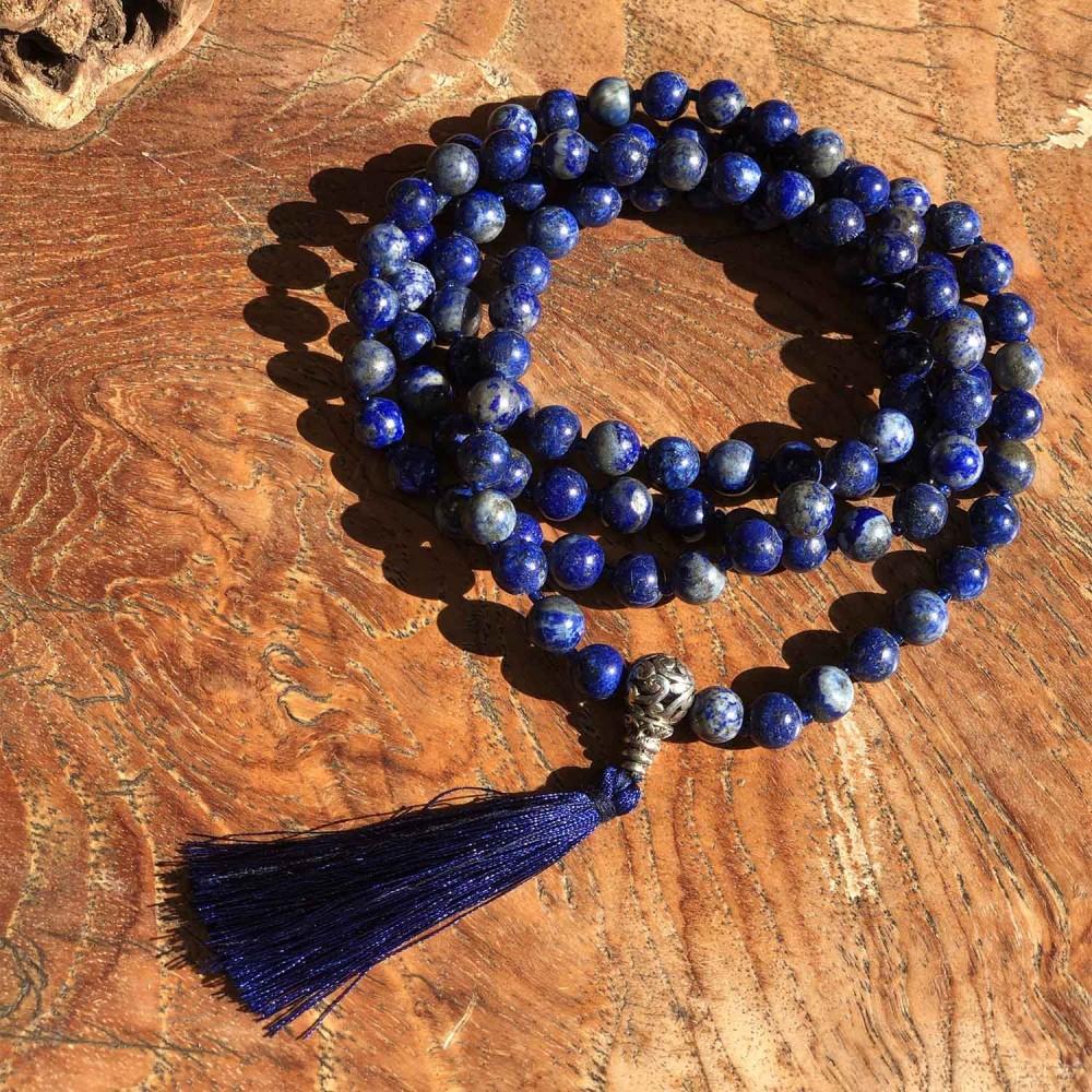 Japamala Lapis Lazuli - Foto 3