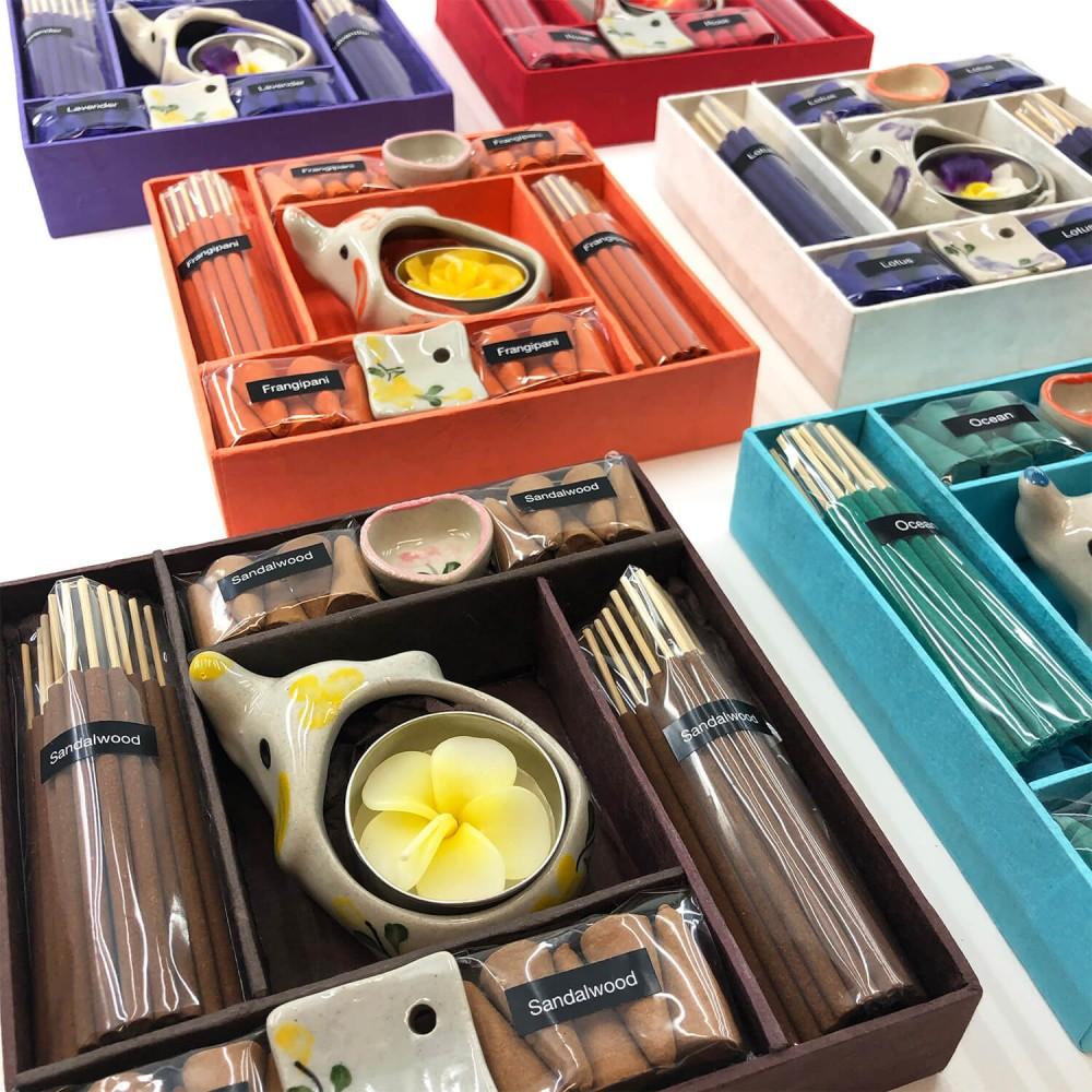 Kit Presente Thai 15x15 - Foto 2