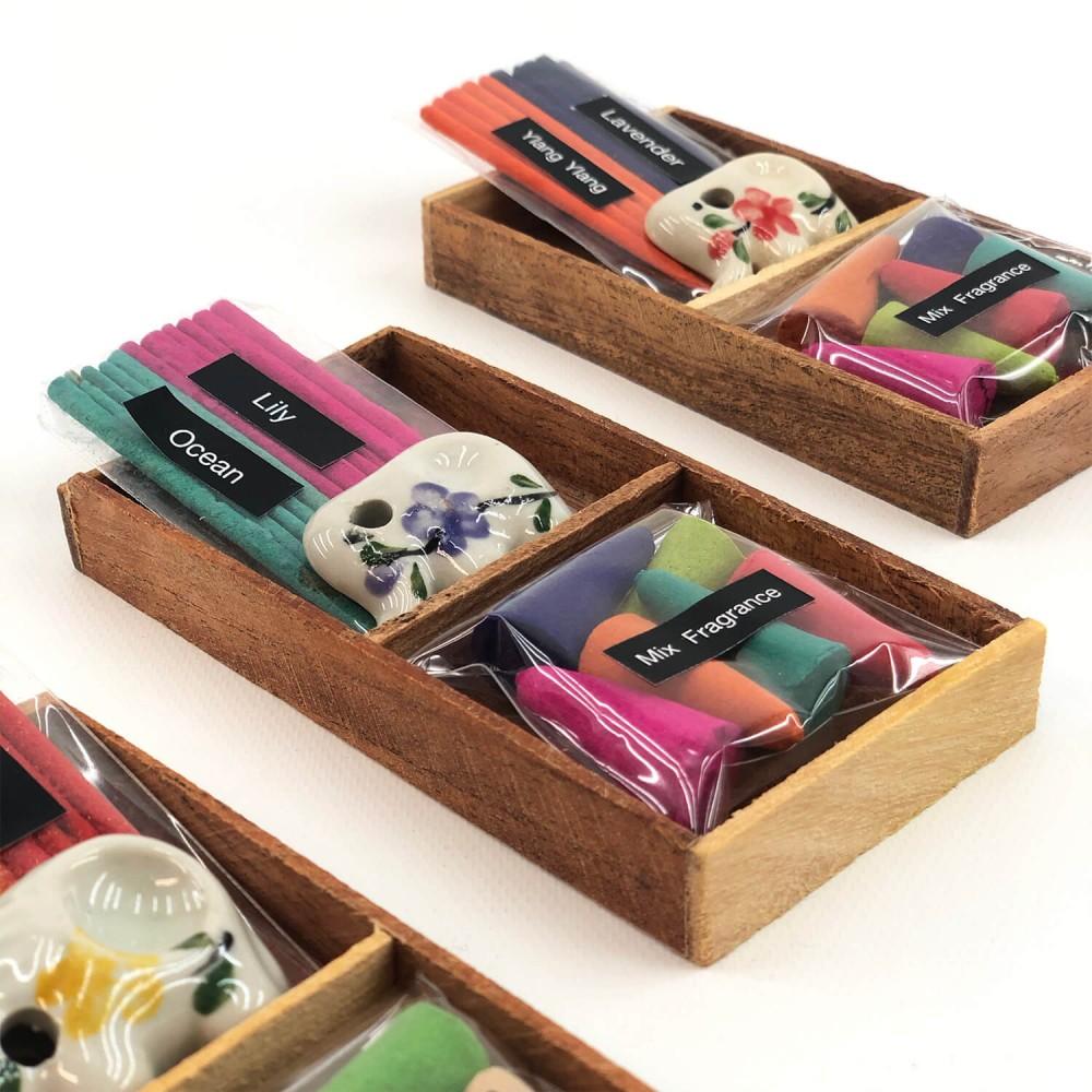 Kit Presente Thai Mix Fragrance 5,5x10 - Foto 2