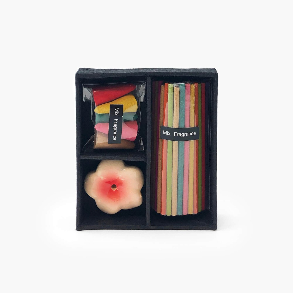 Kit Presente Thai Mix Fragrance 9,5x8,5 - Foto 1