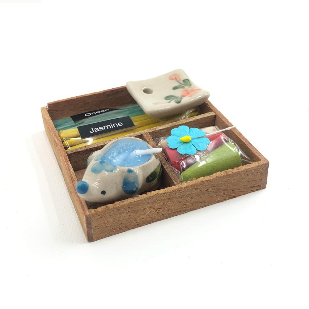 Kit Presente Thai Mix Fragrance 7,5x7,5 - Foto 2
