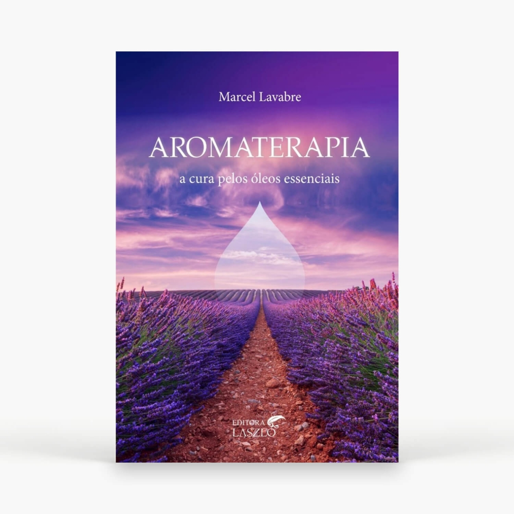 Livro - Aromaterapia A Cura Pelos Óleos Essenciais - Foto 1