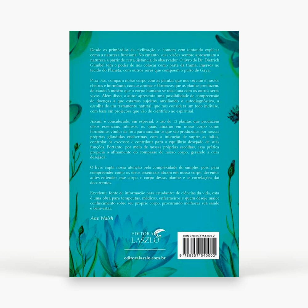 Livro - Fundamentos da Terapia Holística com Óleos Essenciais das Plantas - Foto 2