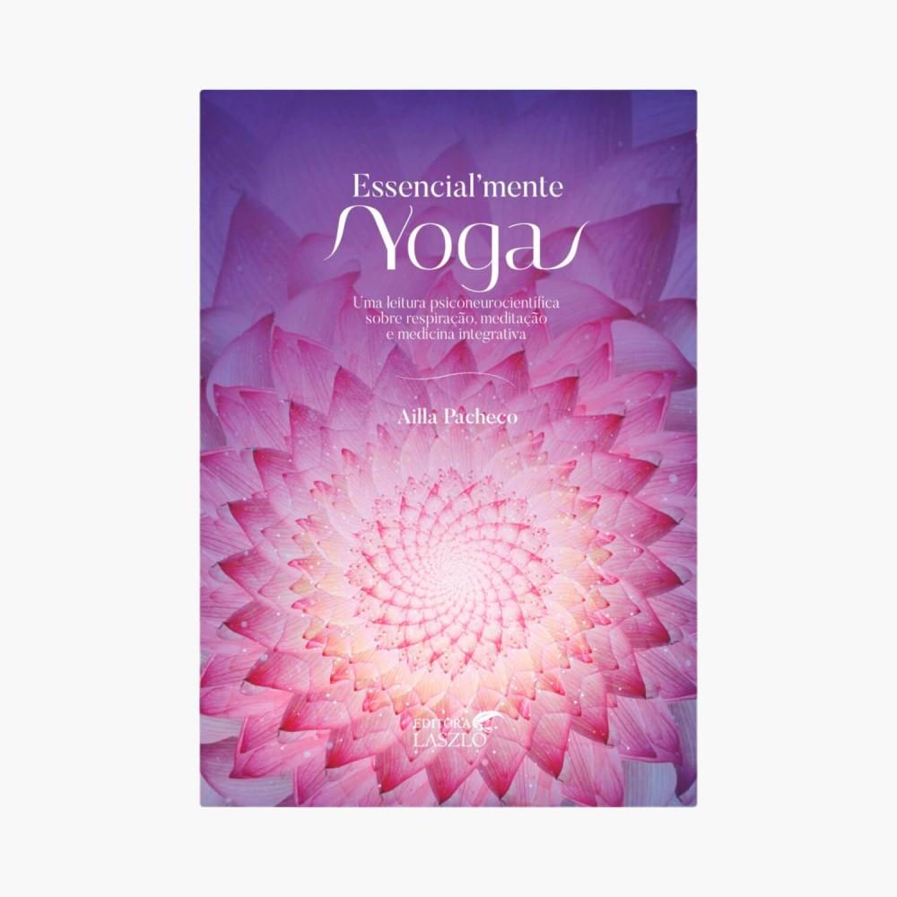 Livro Kit Essencialmente Yoga (2 livros + cartas) - Foto 3