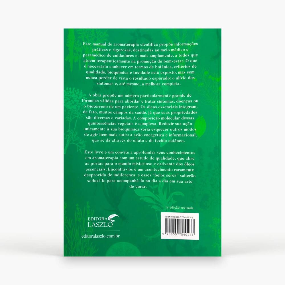 Livro - O Grande Manual da Aromaterapia - Foto 2