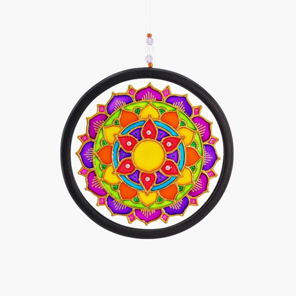Mandala Equilíbrio - Foto 1