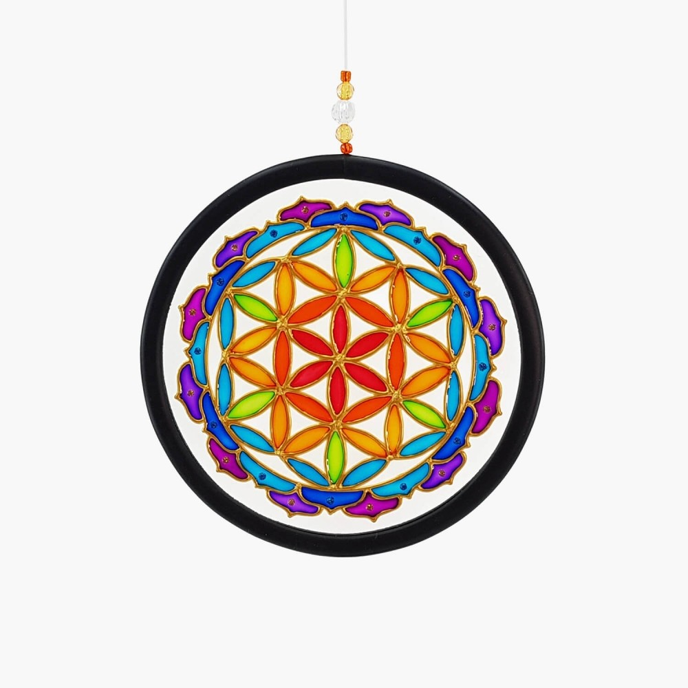 Mandala Semente da Vida - Foto 1